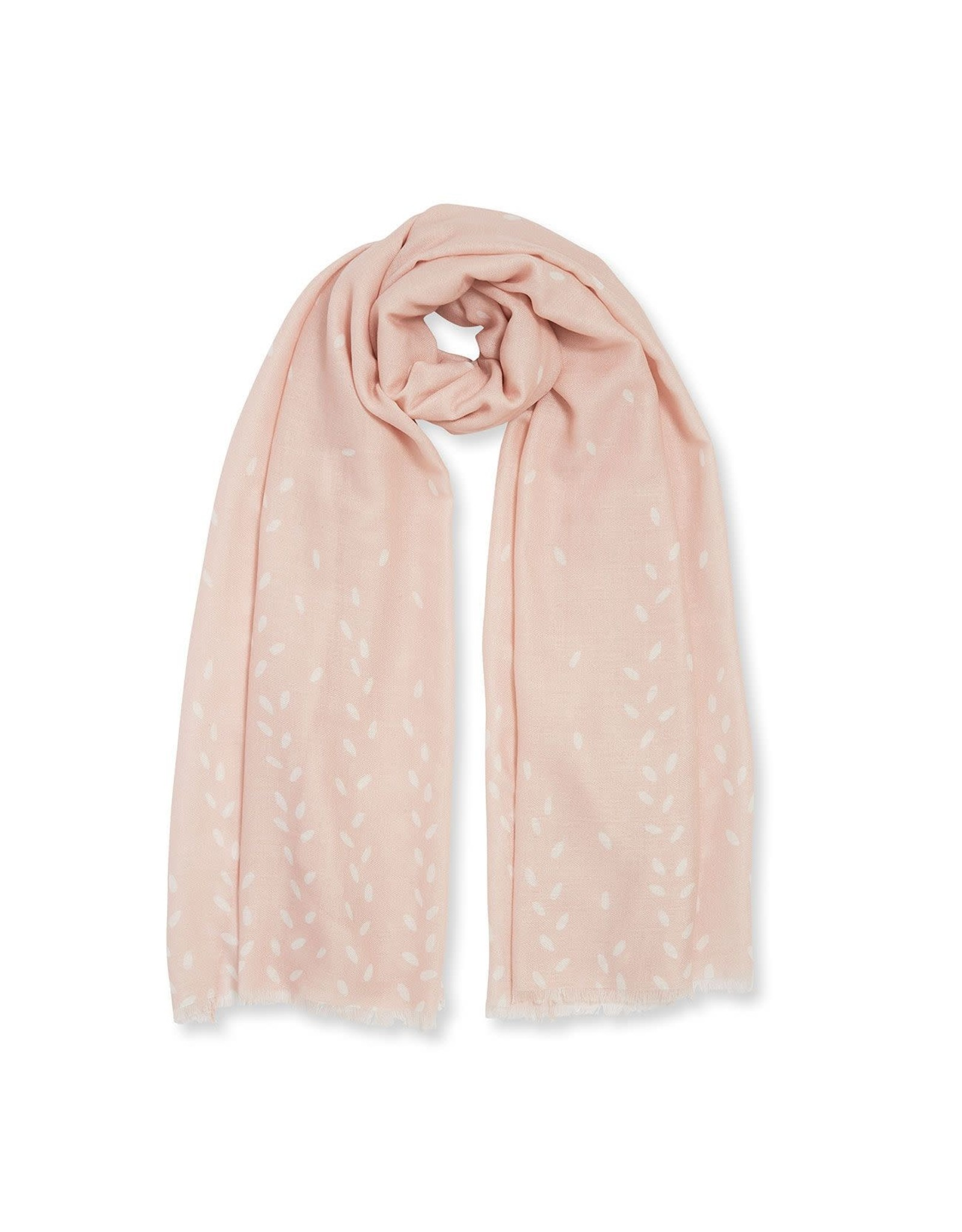 Katie Loxton Wrapped up in Love - Hello Lovely - Nude Pink