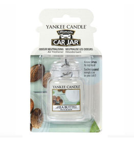 Yankee Candle Shea Butter Car Jar Ultimate