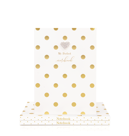 Hearts Design Notitieboek A5 - My Perfect Notebook
