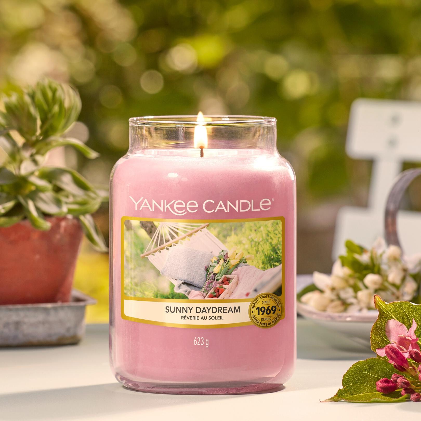 Yankee Candle Sunny Daydream -  Large Jar