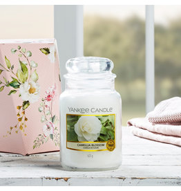 Yankee Candle Camelia Blossom  -  Large Jar