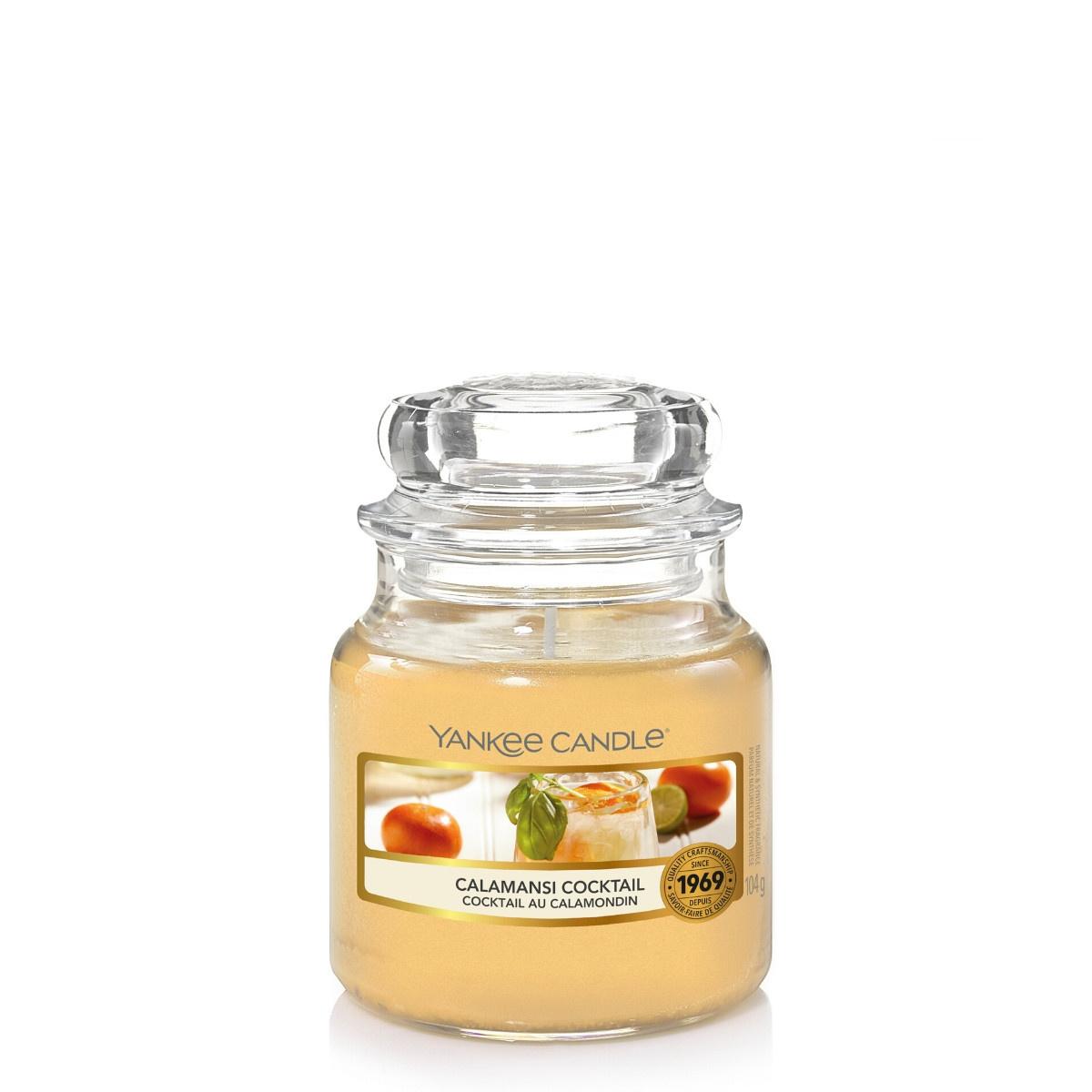 Yankee Candle Calamansi Cocktail - Small Jar
