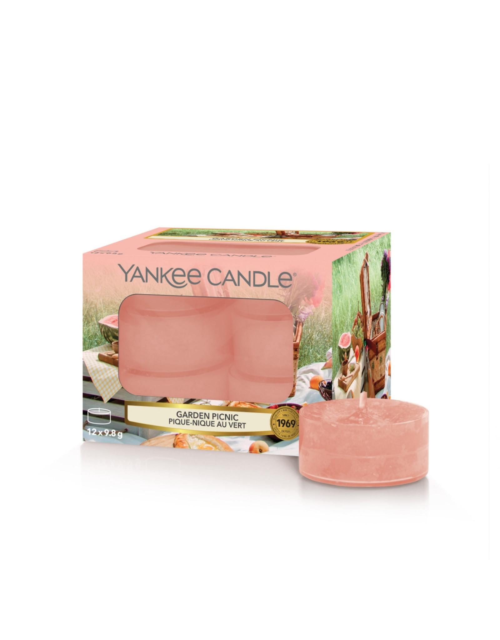 Yankee Candle Garden Picnic - Tea Lights 12 st