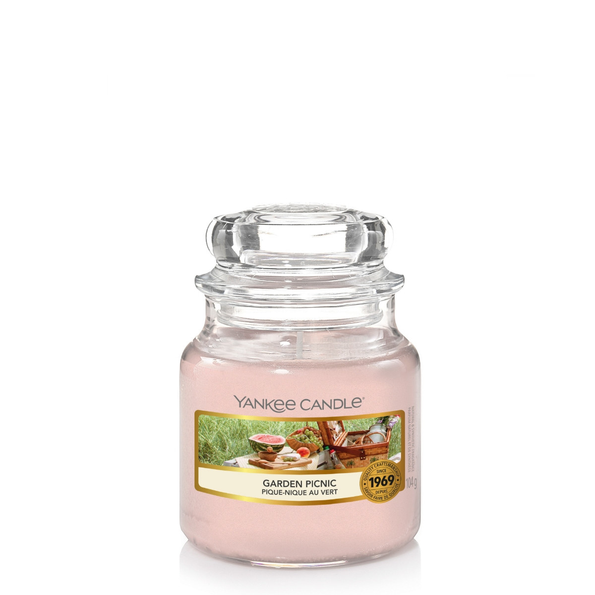 Yankee Candle Garden Picnic - Small Jar