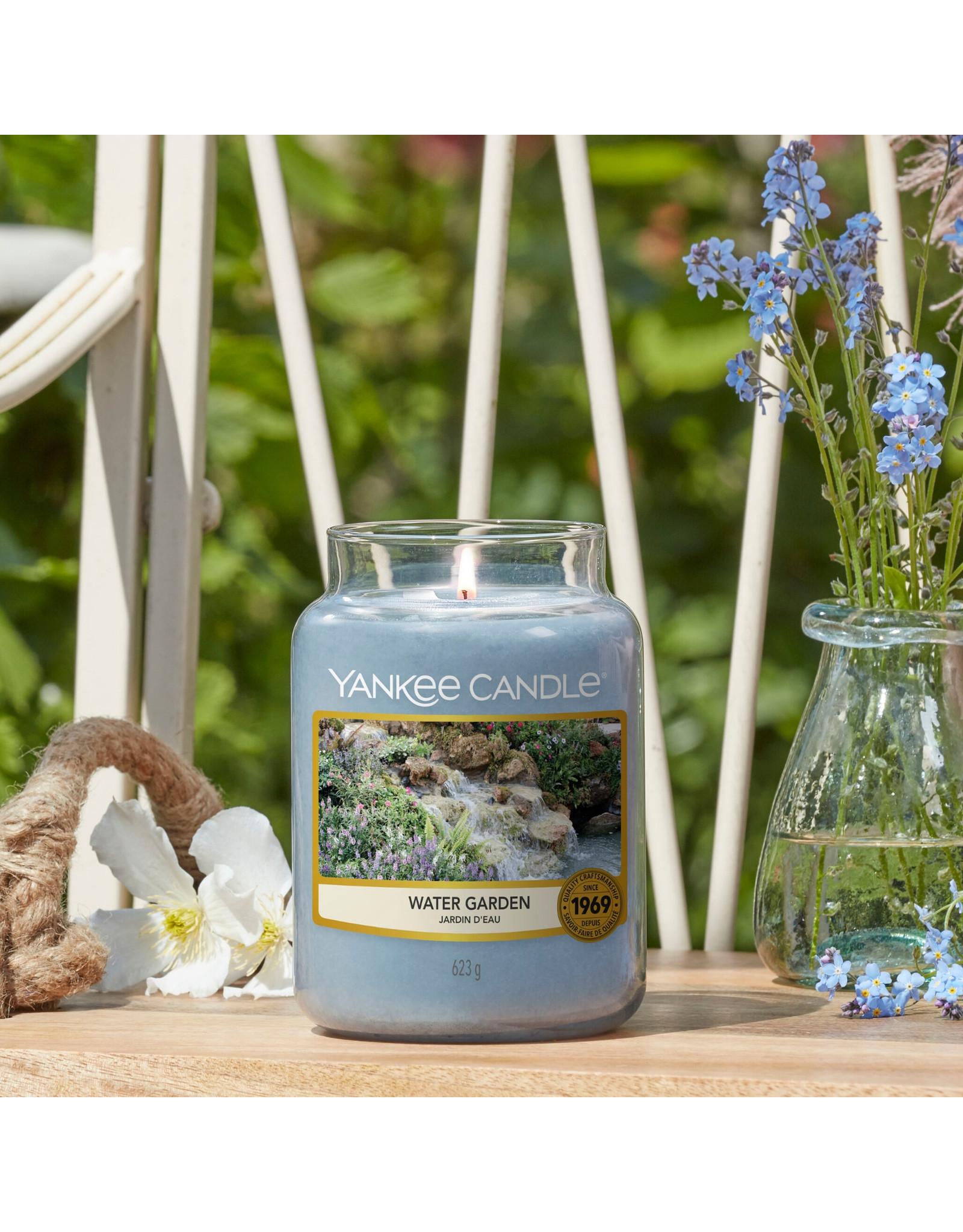 Yankee Candle Water Garden  - Large Jar