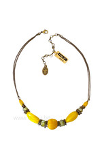 Konplott Tropical Candy - Yellow - Ketting