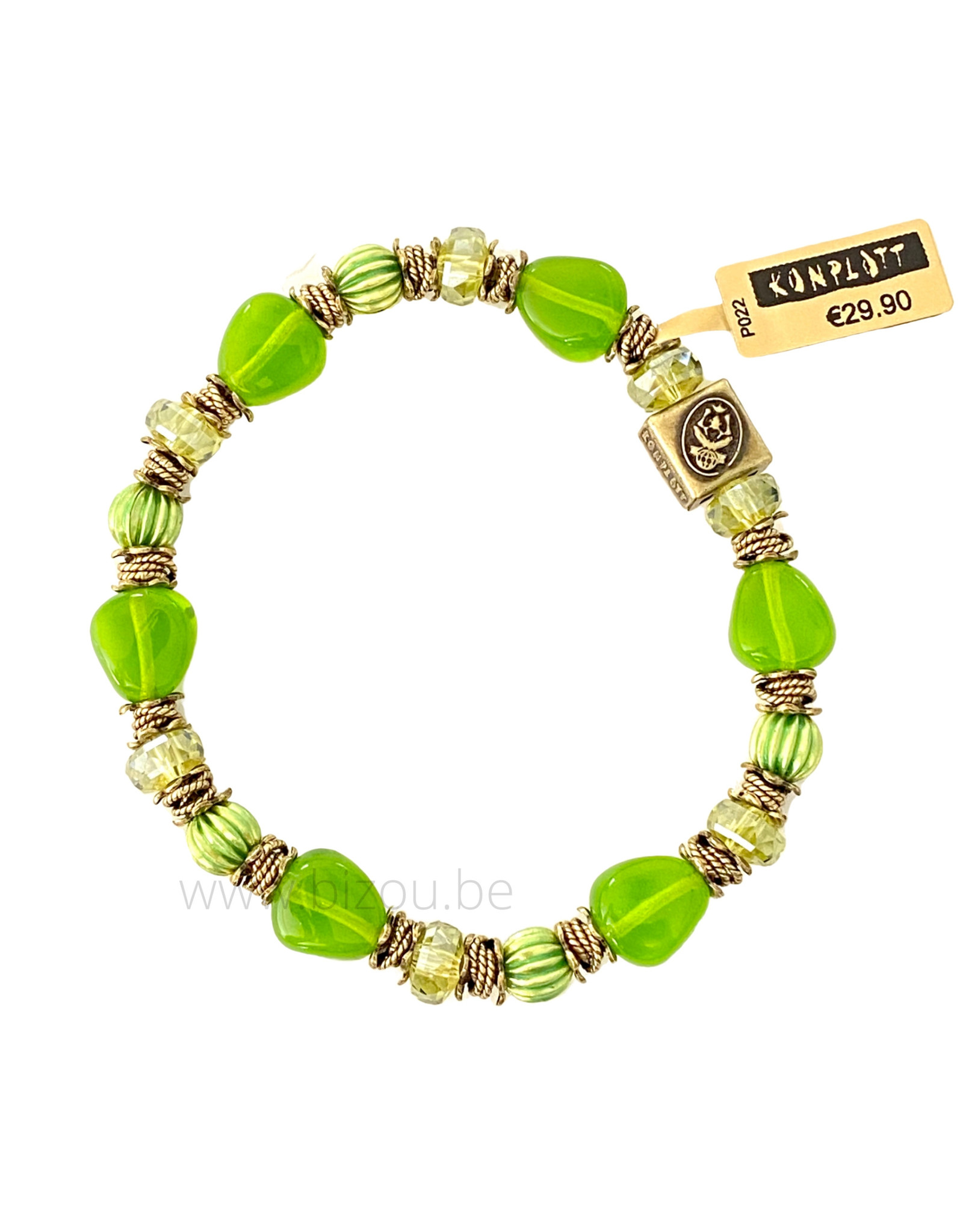 Konplott Tropical Candy - Green - Armband