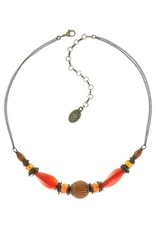 Konplott Tropical Candy - Orange - Ketting