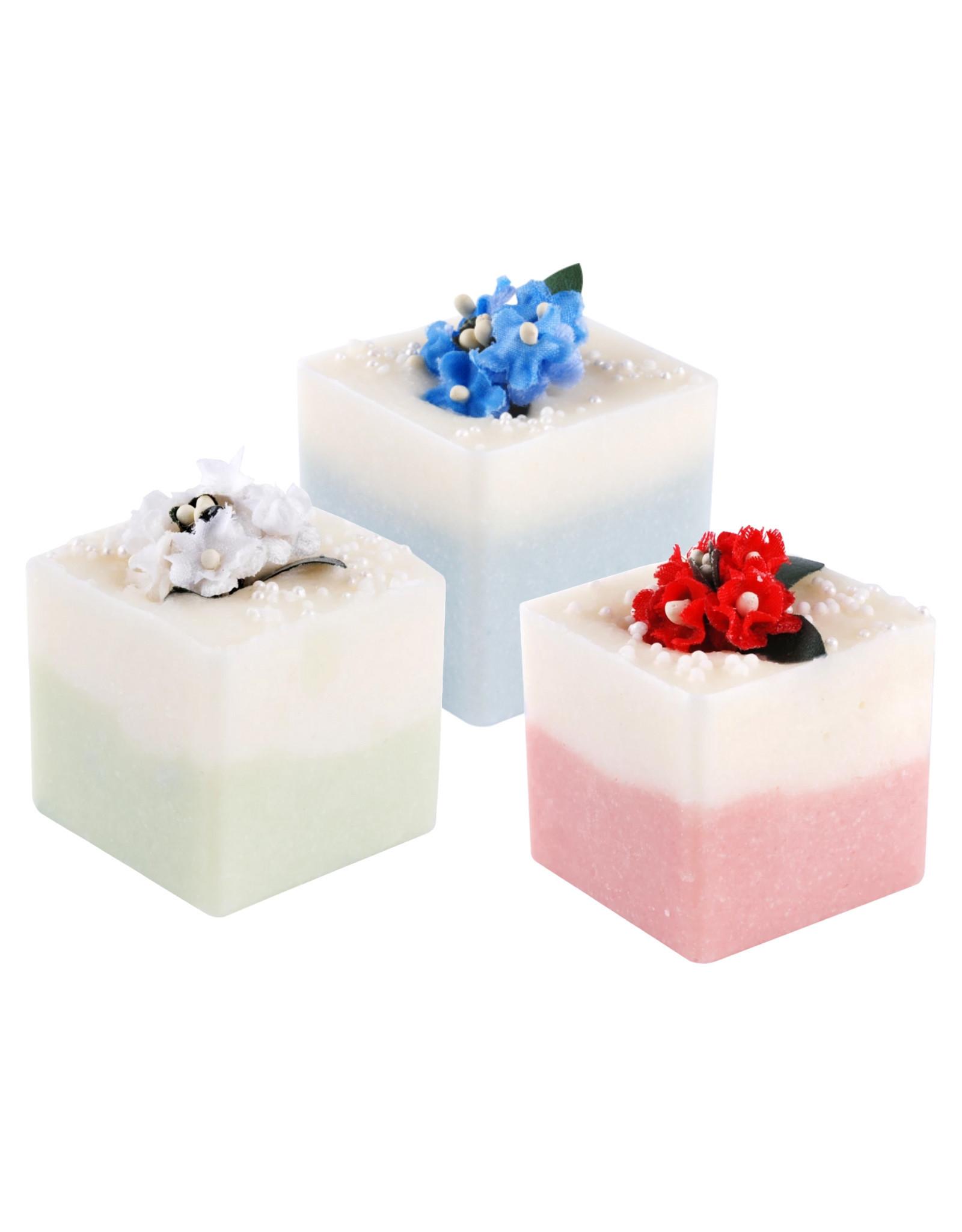 Badefee Bath Cube - Garden Party