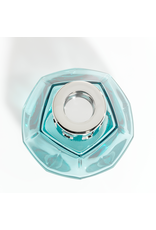 Lampe Berger Geurbrander Giftbox - Geometry Blauw