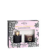 Maison Berger Black Crystal - Mini Duo Giftset