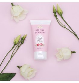 Badefee Handcreme - Lovely Rose