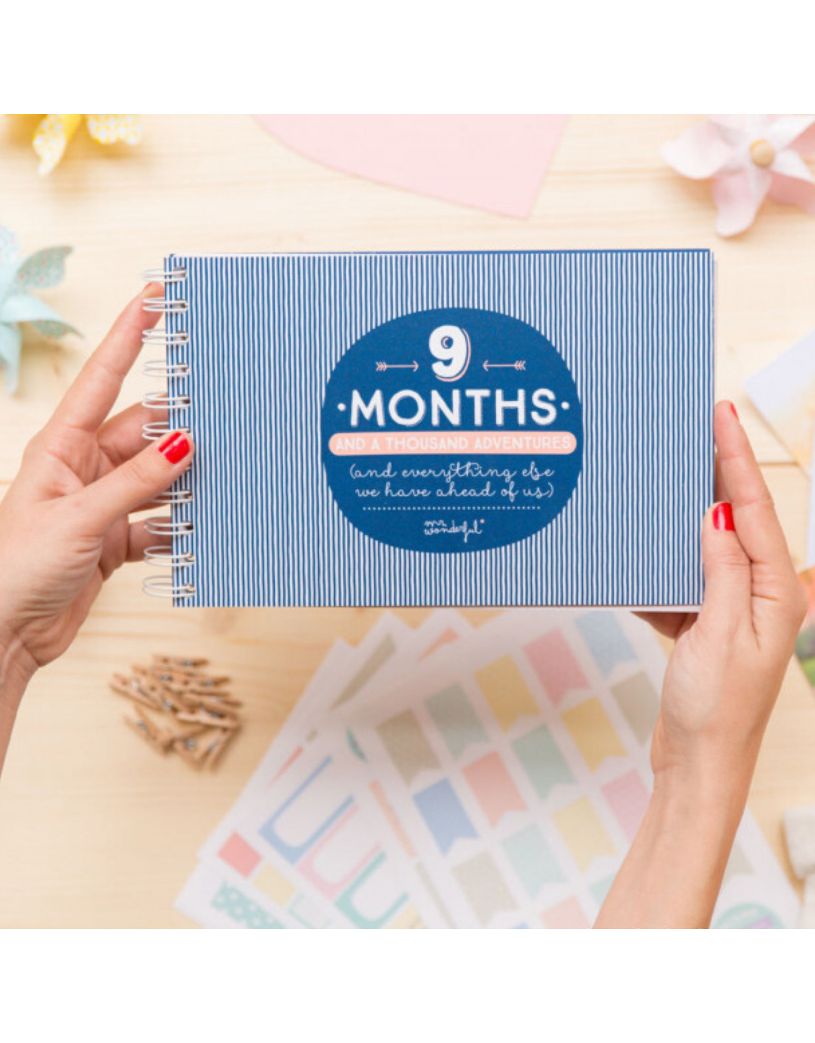 Mr Wonderful Fotoalbum - 9 Months and a thousand Adventures