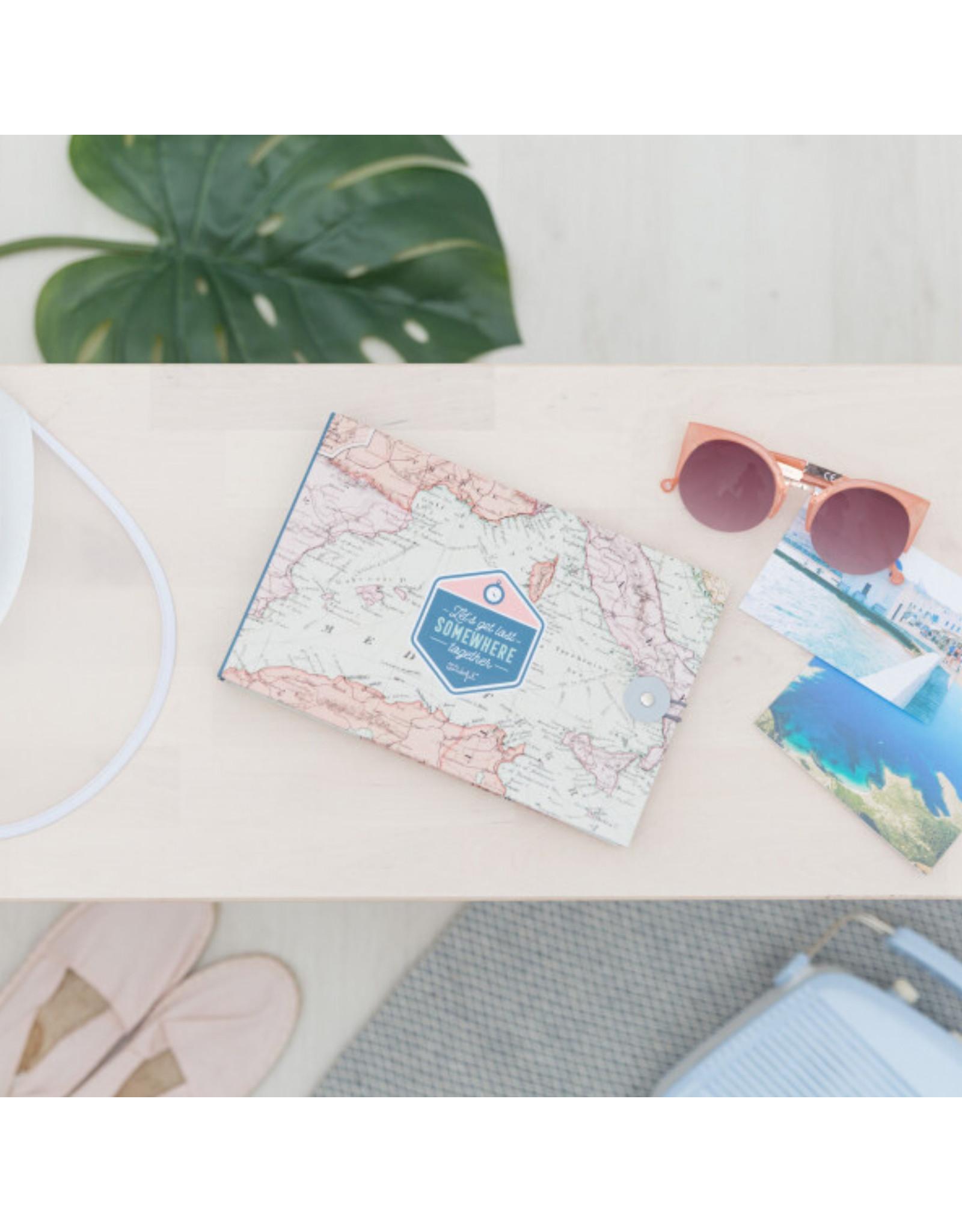 Mr Wonderful Fotoalbum - Let's get Lost Somewhere