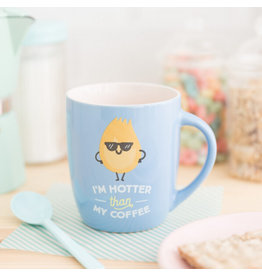 Mr Wonderful Mok - I'm Hotter than my Coffee