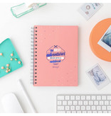 Mr Wonderful Notebook - The best Adventure begins with a Notebook
