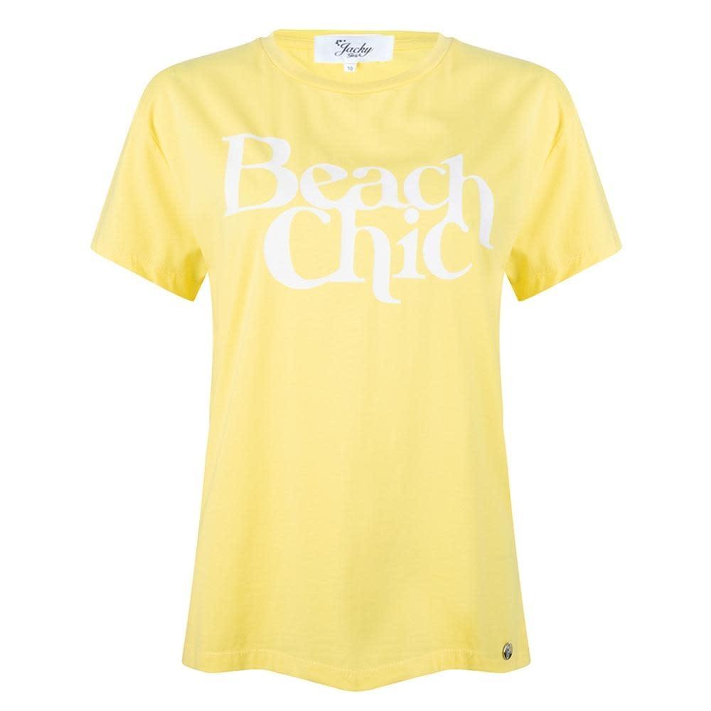 Jacky Luxury T-shirt - Beach Chic