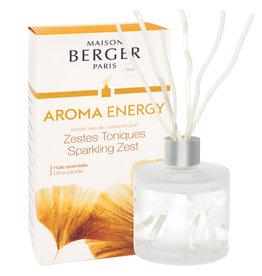Maison Berger Geurstokjes - Aroma Energy - Zestes Toniques