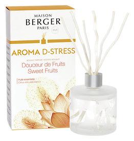 Maison Berger Geurstokjes - Aroma D-Stress - Douceur de Fruits