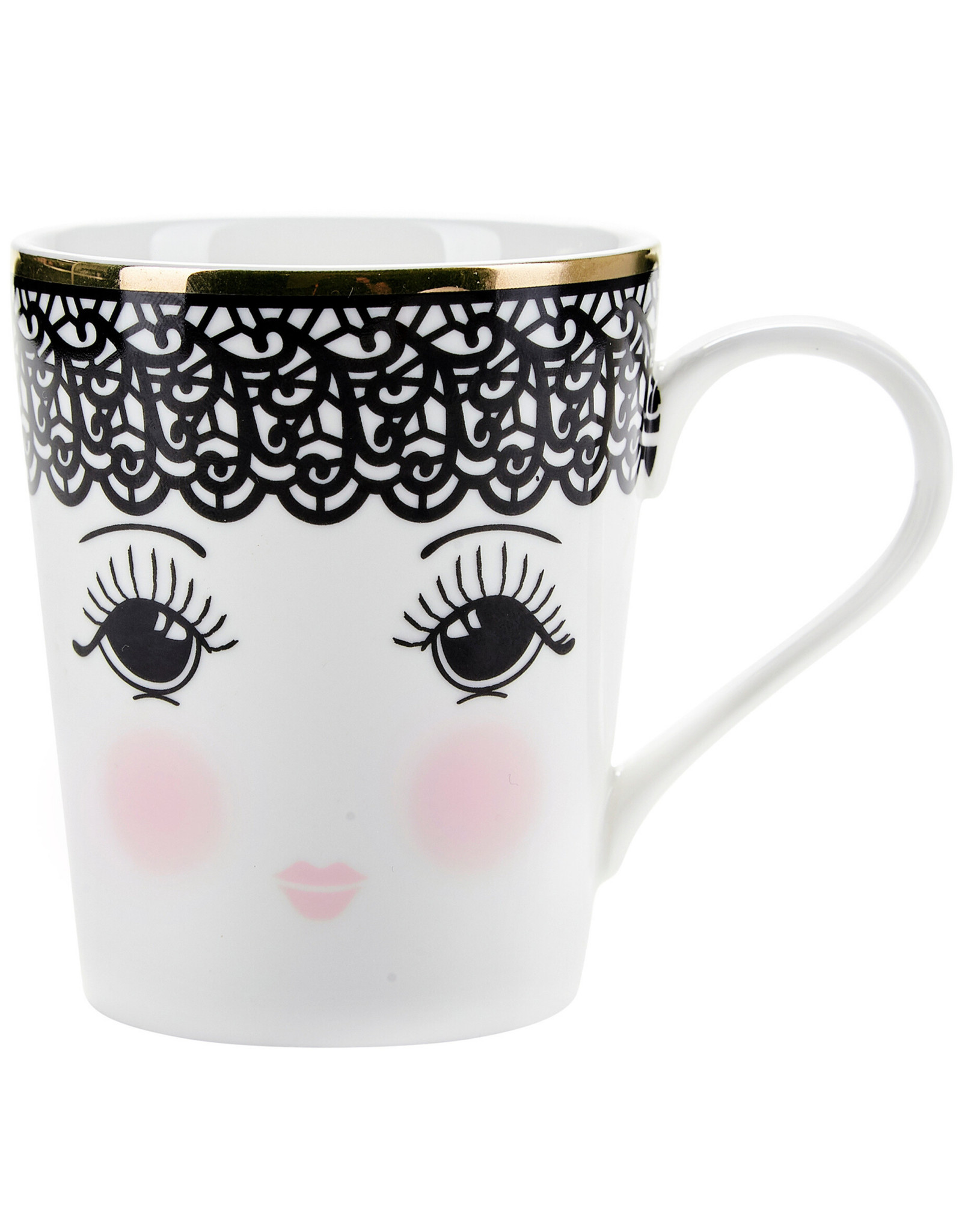 Miss Etoile Tas Lace - Eyes Open