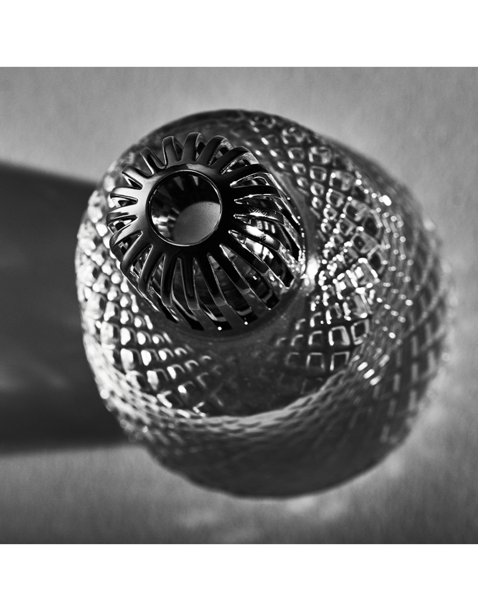 Lampe Berger Geurbrander Matali Crasset - Transparant