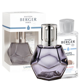 Lampe Berger Giftbox - Geometry Réglisse