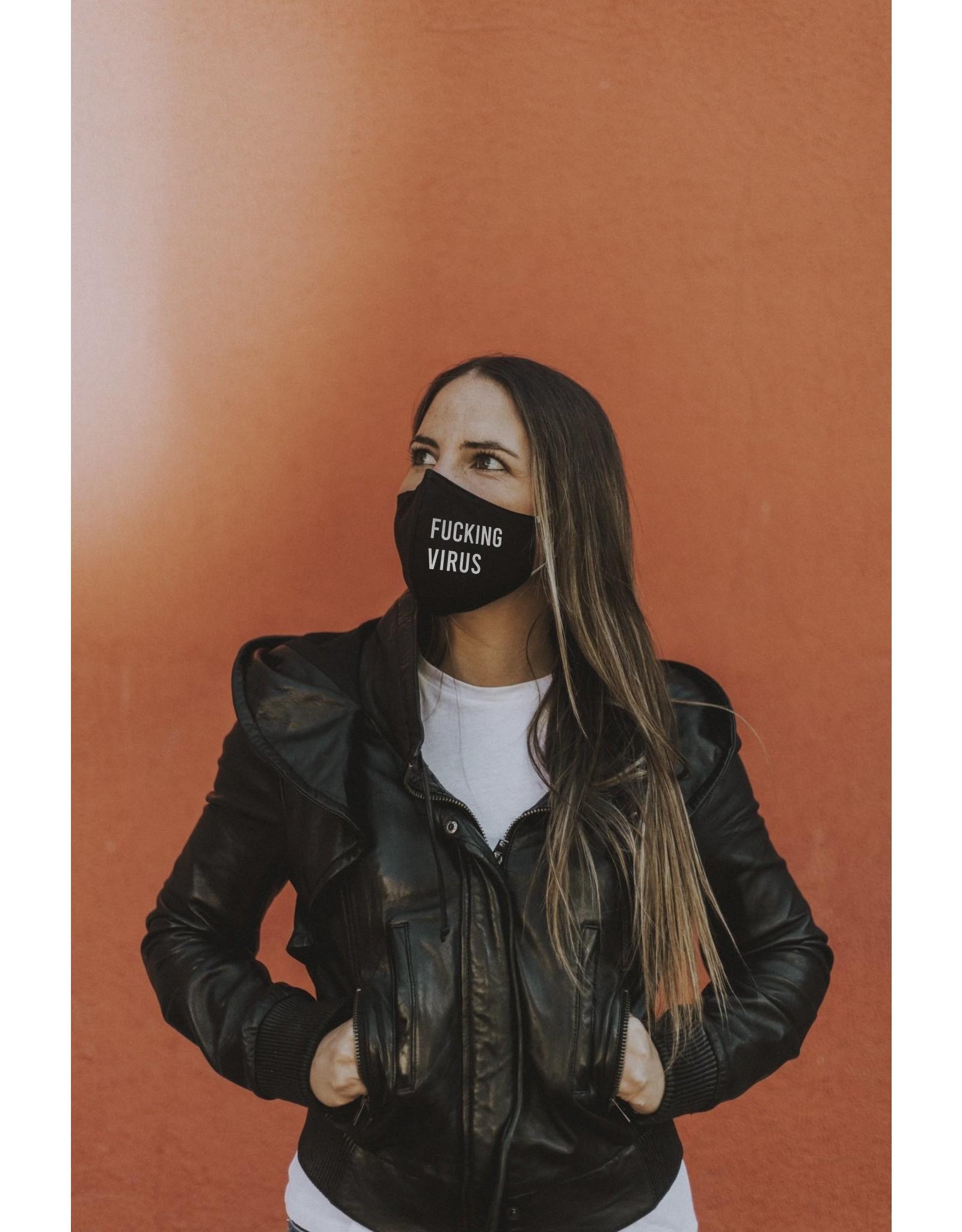 Fisura Mondmasker - Fucking Virus