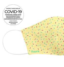 Fisura Mondmasker - Vanilla Sprinkles