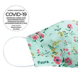 Fisura Mondmasker - Wild Flowers