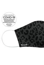 Fisura Mondmasker - Black Cheetah