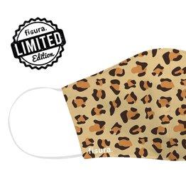 Fisura Mondmasker - Cheetah