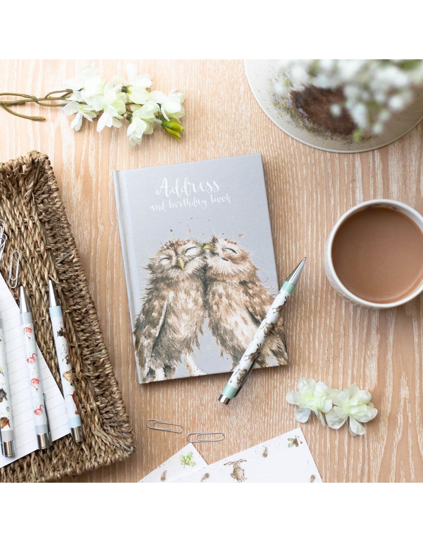 Wrendale Adresboek - Birds of Feather