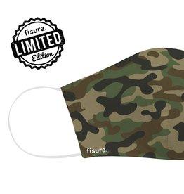 Fisura Mondmasker - Camouflage