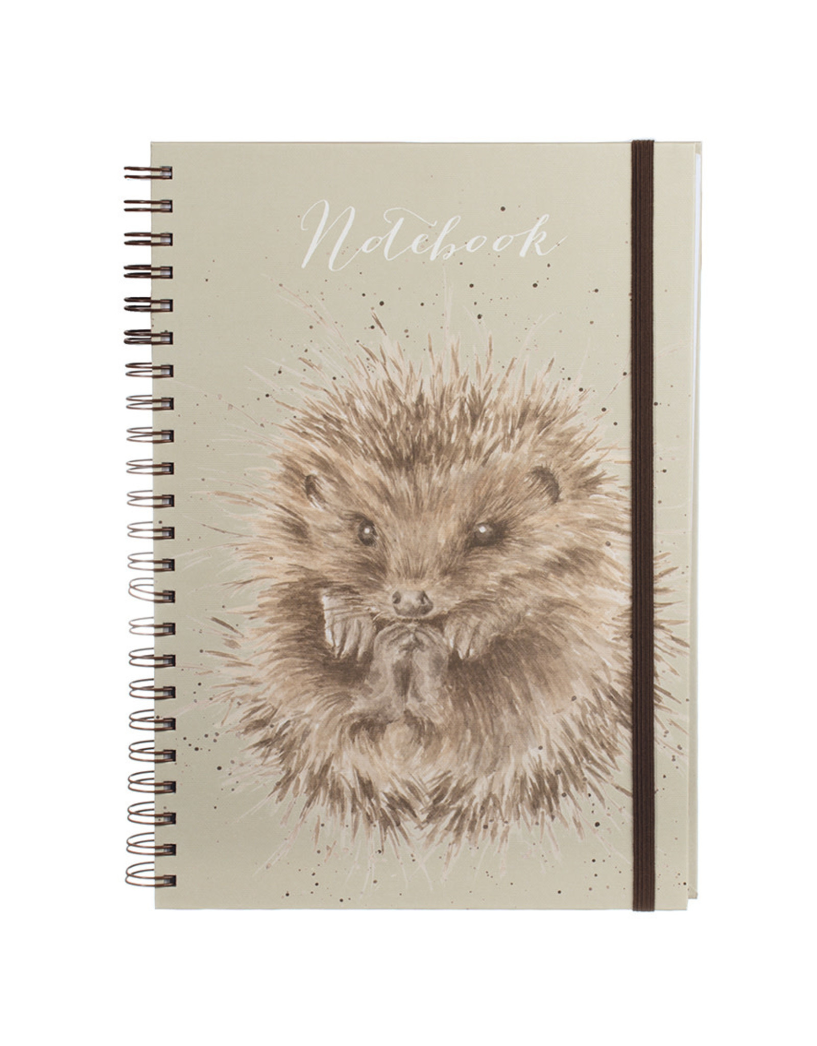 Wrendale Notitieboek - Awakening Egel A4