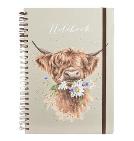 Wrendale Notitieboek - Daisy Coo A4
