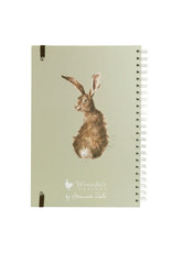 Wrendale Notitieboek - Hare and the Bee A4