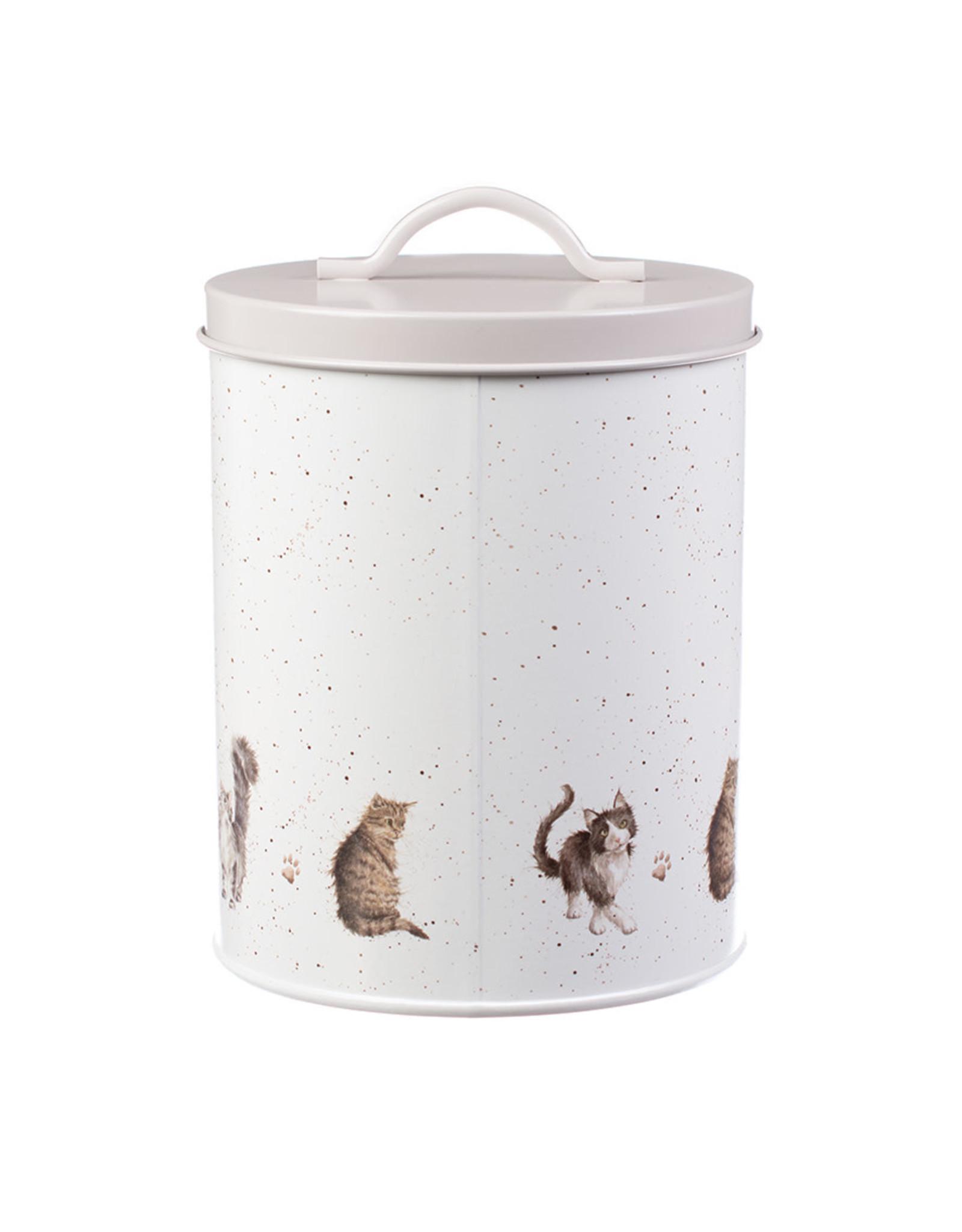 Wrendale Tin - Cat Treats