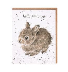 Wrendale Wenskaart - Hello Little One