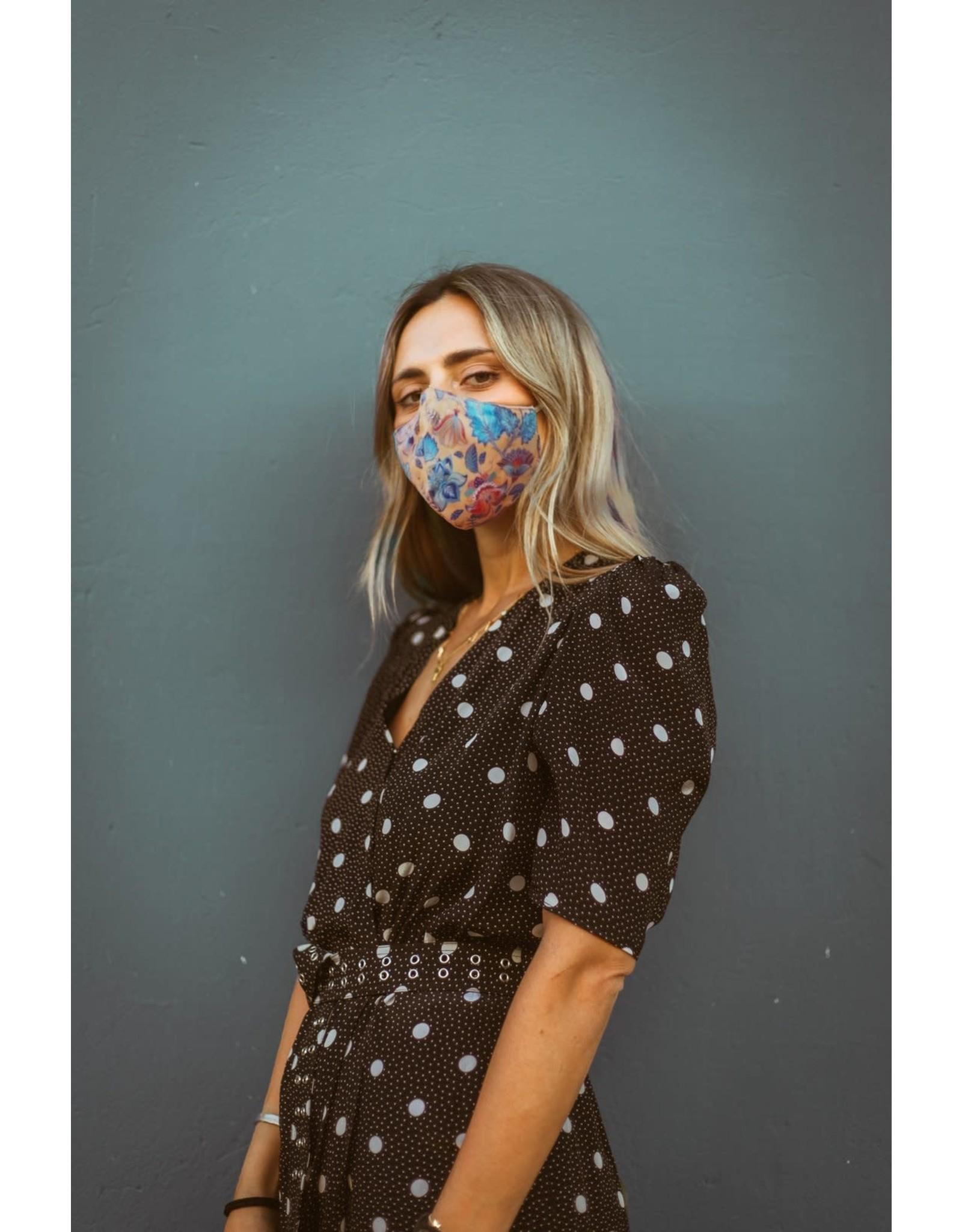 Fisura Mondmasker - Paisley