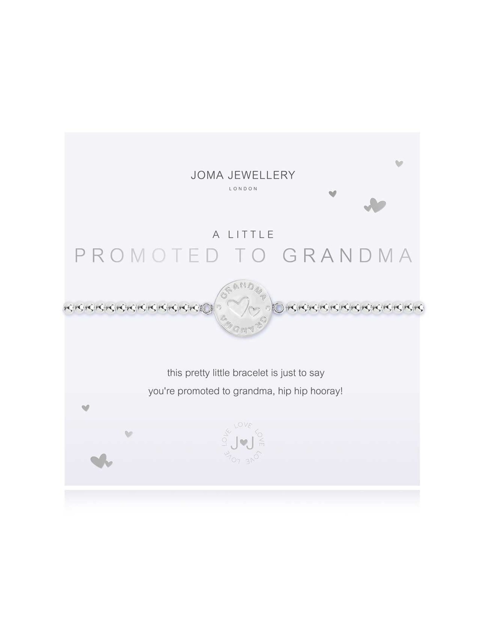 Joma Jewellery A Little - Promoted to Grandma
