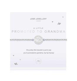 Joma Jewellery A Little - Promoted to Grandma - Armband