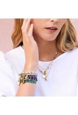 Joma Jewellery Wellness Gems - Blue Lace Agate - Ketting