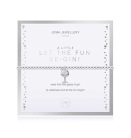 Joma Jewellery Boxed A Little - Let the Fun be-Gin!