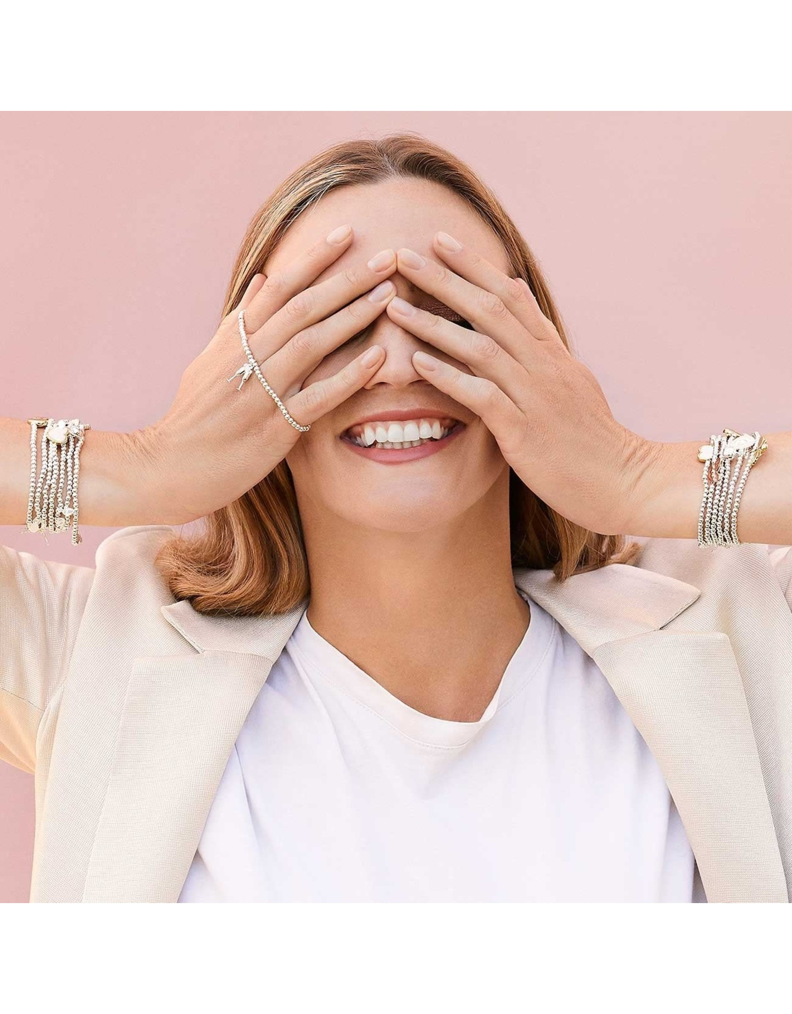 Joma Jewellery Boxed A Little - Let the Fun be-Gin! - Armband