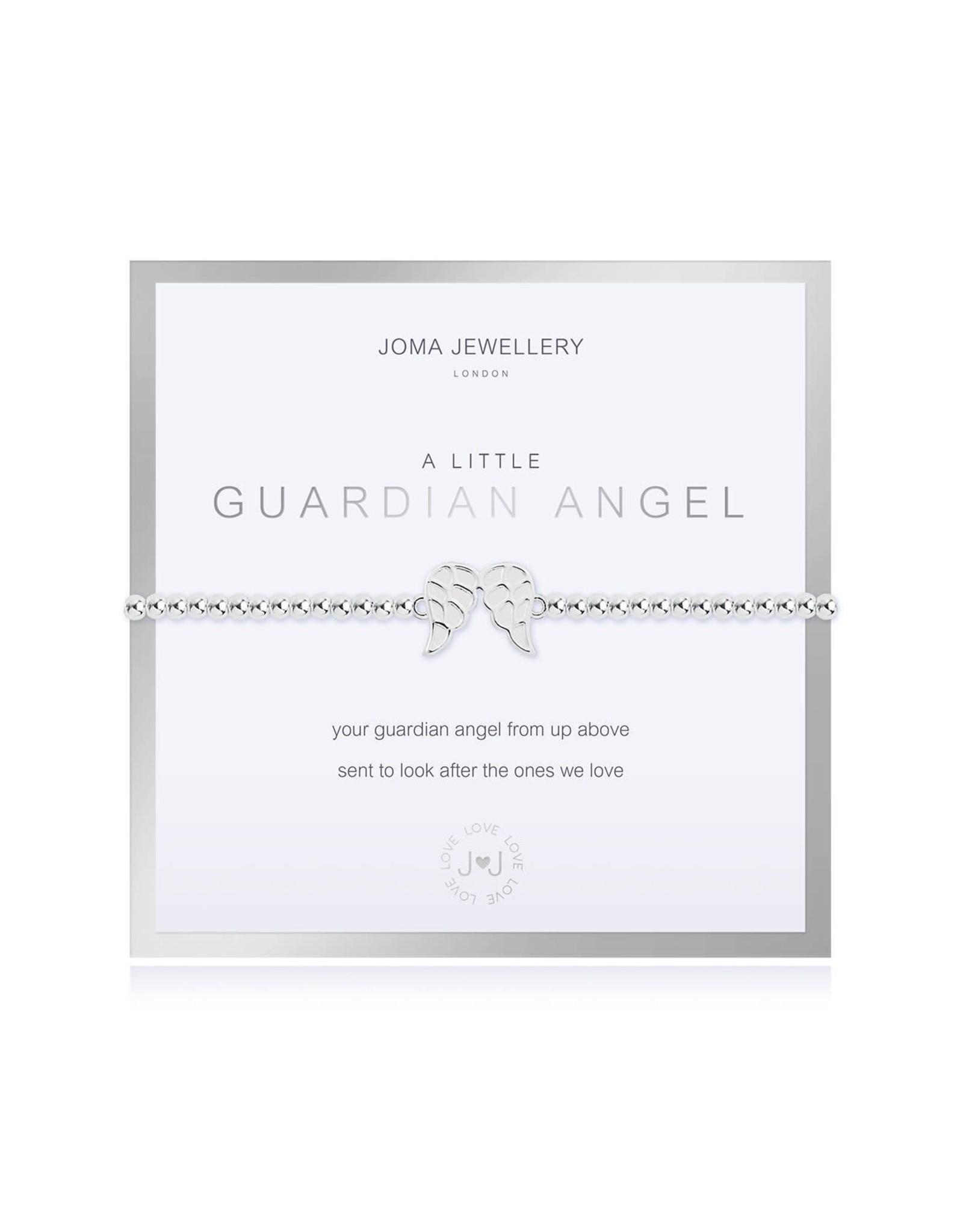 Joma Jewellery Boxed A Little - Guardian Angel