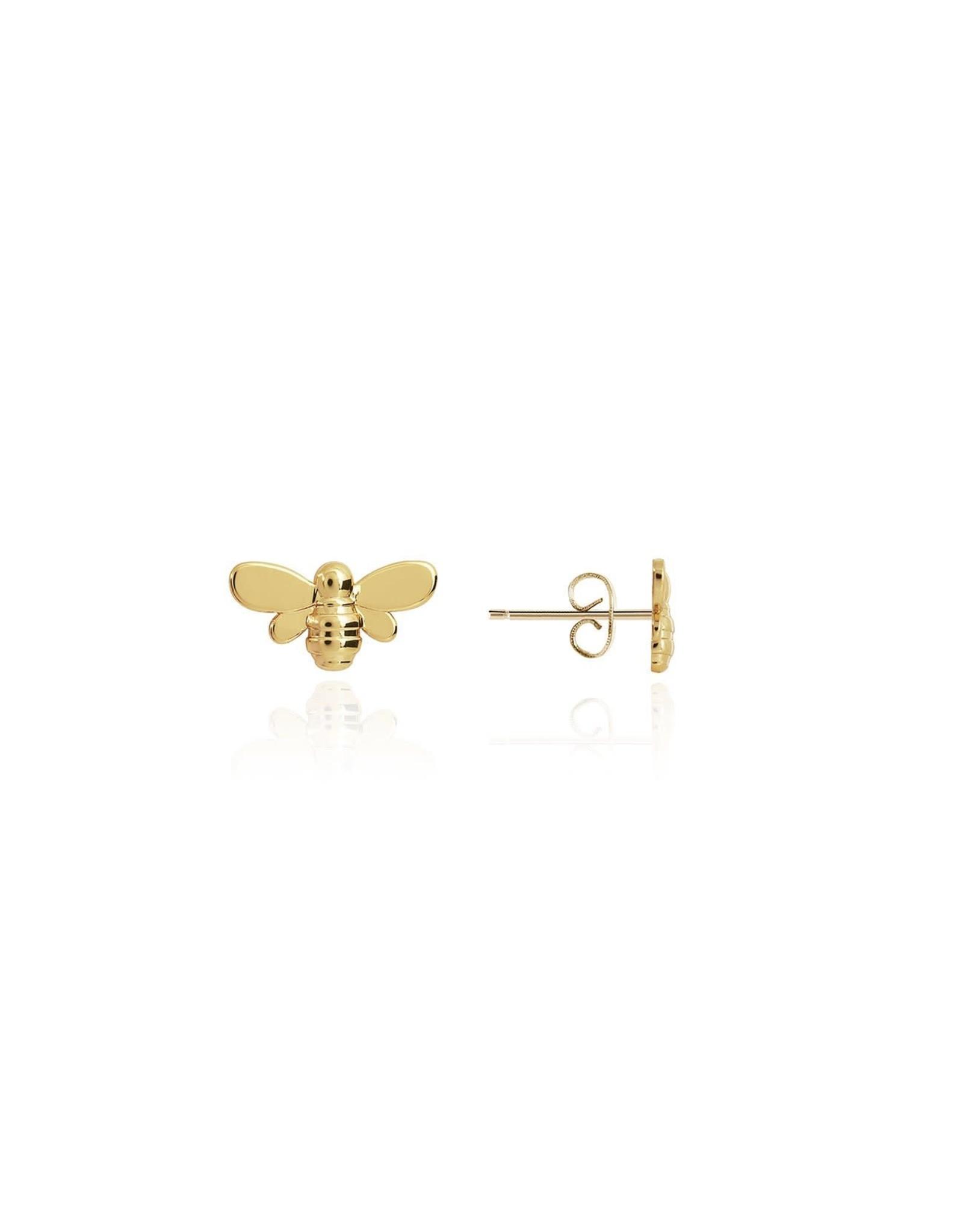 Joma Jewellery Treasure the Little Things Oorbellen `- Bee Happy