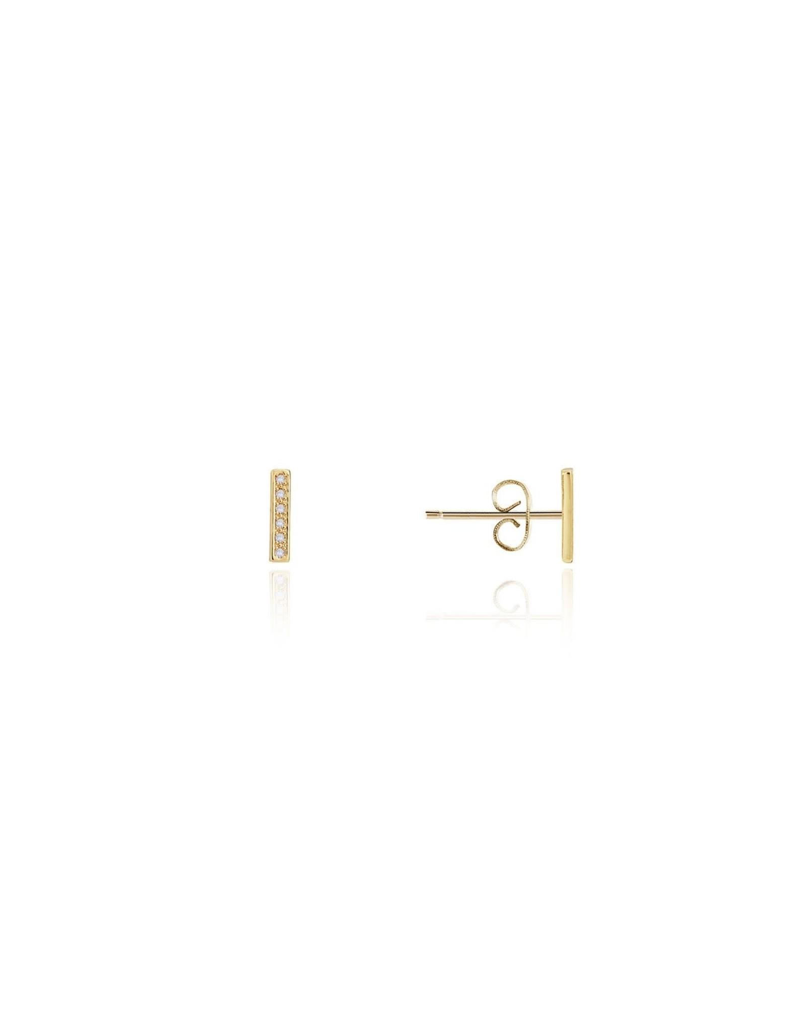 Joma Jewellery Treasure the Little Things Oorbellen - Good as Gold
