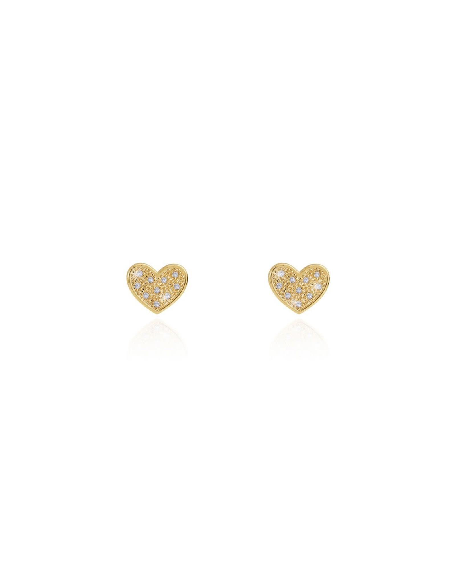 Joma Jewellery Treasure the Little Things Oorbellen- Live Love Sparkle