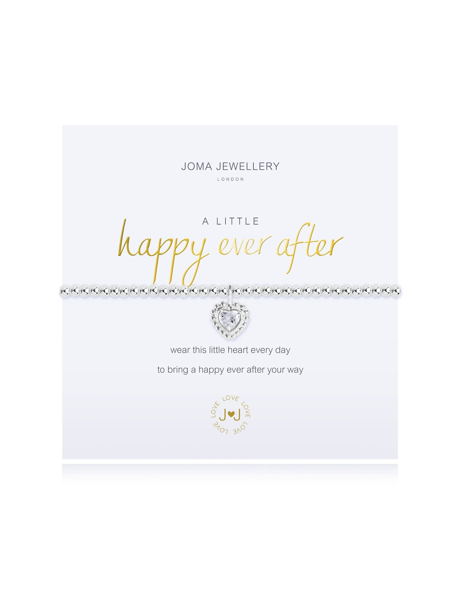 Joma Jewellery A Little - Happy Ever After - Armband