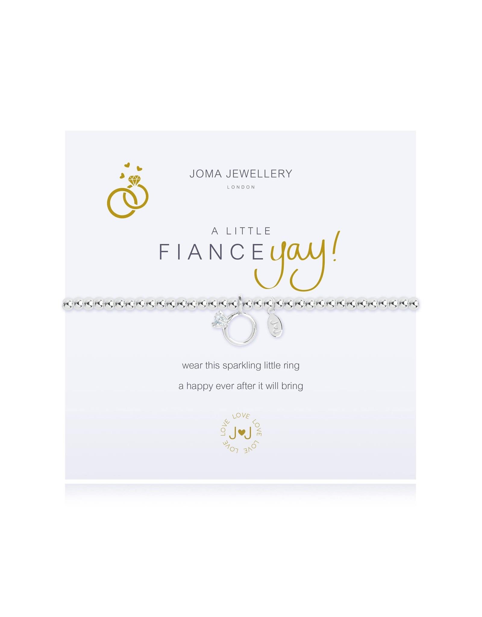 Joma Jewellery A Little - Fiance-Yay! - Armband